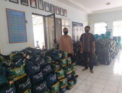 Bansos Sapa Warga Provinsi di Kelurahan Cipameungpeuk Siap di Distribusikan