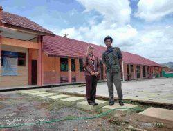 Kepsek SD Bunisari, Memastikan Rehab Kelas Dapat  Meningkatkan Mutu Pendidikan