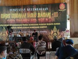 Support Anggaran Pelestarian Seni dan Budaya Sunda di Sumedang, Dinilai Belum Maksimal