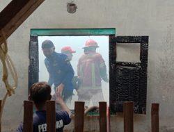 Satu Orang Meninggal Dunia, Akibat Kebakaran di Buahdua