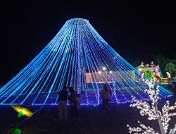"""Usung Tema """"Night Show"""" Objek Wisata Cipanteneun Tawarkan Wisata Kekinian di Sumedang"""
