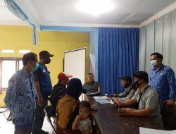 Kelurahan Kota Kaler Bagikan Bantuan Kemensos Tahap 2