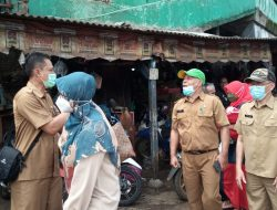 Jelang Ramadan, Komisi II DPRD Provinsi Monitoring Harga ke Pasar Tanjungsari