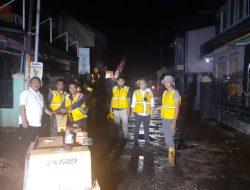 Tim URC Dinas PUPR Perbaiki Lima Titik Jalan Rusak