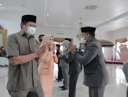 Wakil Ketua DPRD: JPT Pratama Yang Baru Dilantik Harus Mampu Berkontribusi Membawa Kebaikan