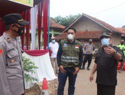Tinjau Pos Penyekatan Idul Fitri, Ketua DPRD Sumedang Minta Petugas Tidak Lengah