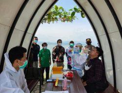 Disparbudpora Sumedang Lakukan Tracing dan Monitoring Tempat Wisata Jelang Libur Lebaran