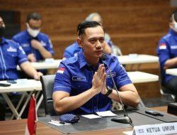 Hasil Survei, Demokrat Tiga Besar Parpol dengan Elektabilitas Tertinggi