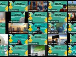 Bappppeda Gelar Forum Perubahan Renstra Perangkat Daerah
