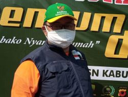 Baznas Sumedang Gelontorkan Rp 500 Juta Untuk Sembako 'Senyum Dhuafa' Dimasa PPKM Darurat