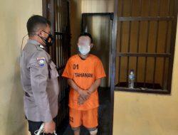 Buron Satu tahun, Pelaku Curanmor Akhirnya Ditangkap Polisi