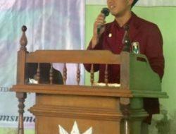 Ketua Umum Ikatan Mahasiswa Muhammadiyah Sumedang Kritik kebijakan PPKM
