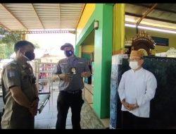PPKM Darurat, Gakkumlin Patroli ke Situraja-Ganeas