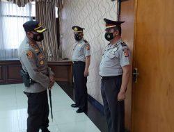 Berprestasi, Dua Anggota Polisi Polres Sumedang Dapat Kenaikan Pangkat