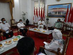 Bersama Bupati, Bappppeda Sumedang Lakukan Review DED Jalan Lingkar Utara Jatigede