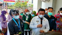 Bupati Sumedang Hadiri Launching Tangki Oksigen Berkapasitas 11 Ton Milik RSUD Sumedang