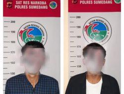 Dua Pemuda Tanggung Pengedar Obat Psikotropika, Ditangkap Polisi