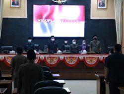DPRD Sumedang Gelar Rapat Paripurna Jawaban Bupati Sumedang atas Pandangan Umum Fraksi-fraksi