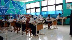 Patuhi Prokes PTMT SMPN 1 Cimalaka Nihil Penularan Covid-19
