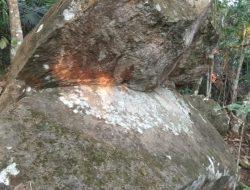 Batu Kuda di Buana Mekar Kerap Dikunjungi Wisatawan