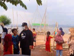Rintisan Wisata Edukasi Berbasis TLC, di Sagara Munjul Sukamenak Darmaraja