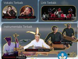 Kadis Parbudpora Apresiasi Seniman Sumedang Dalam Ajang Lomba Inovasi Musik Nusantara