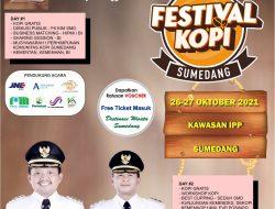Festival Kopi Sumedang Akan Digelar Minggu Ini